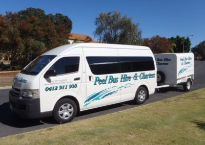 Peel Bus Hire and Charter - Mandurah Perth Airport Transfers