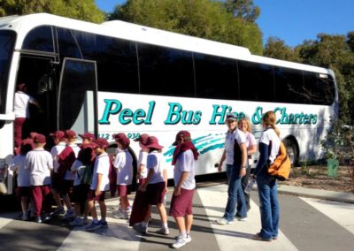 Peel Bus Hire and Charter - Mandurah Perth Schools Coach Charter