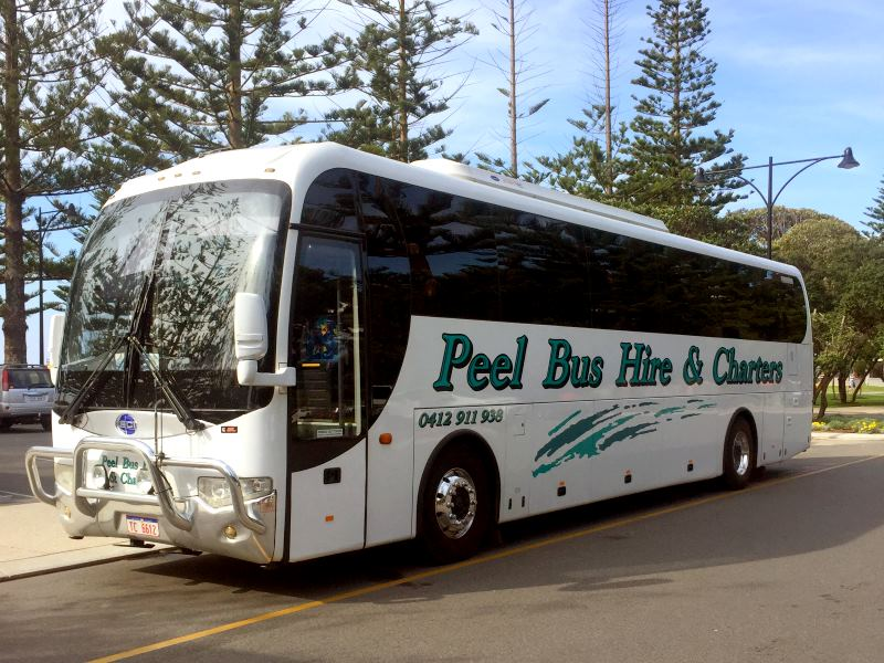 Peel Bus Hire and Charter - Mandurah Perth Schools Coach Charters